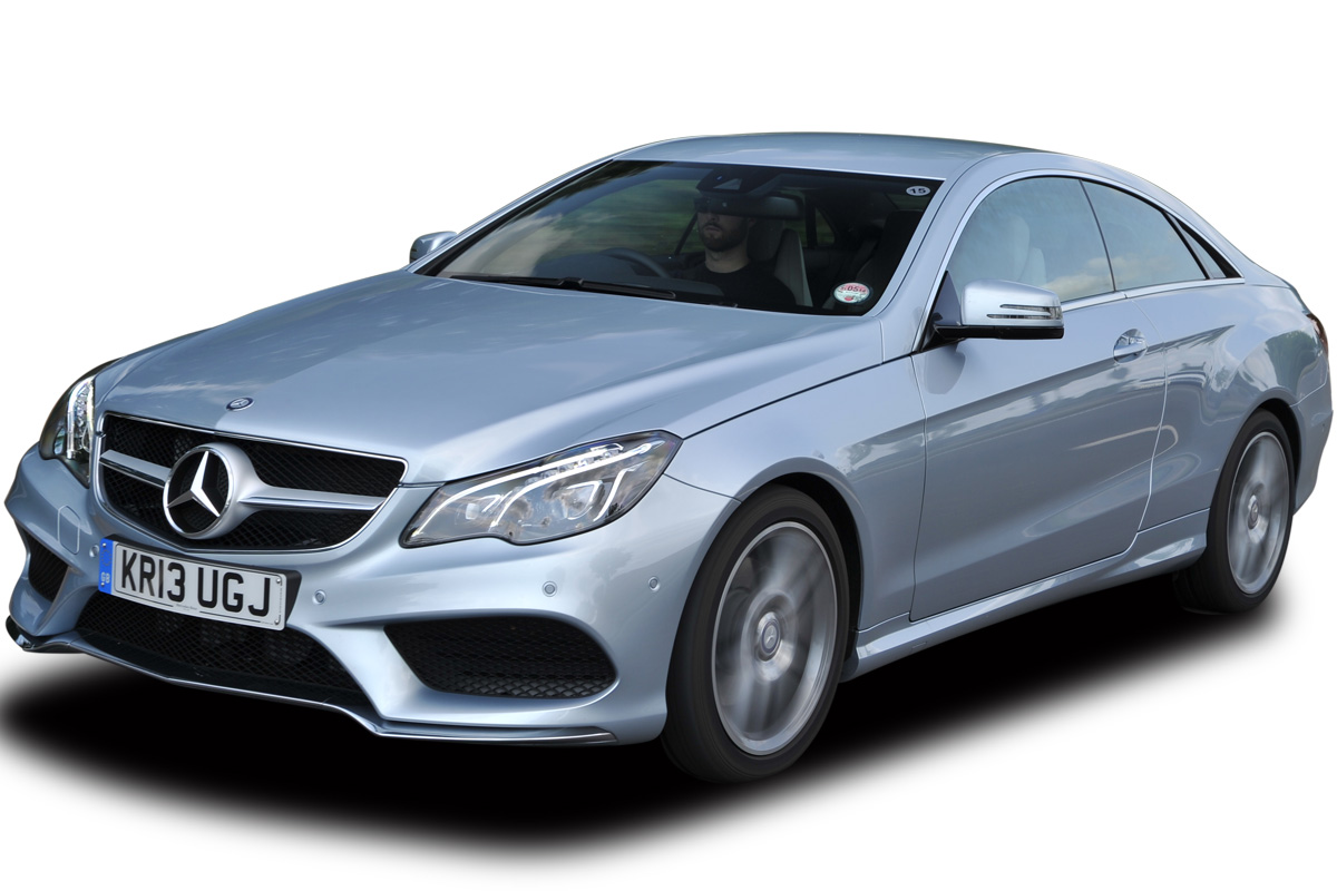 Mercedes E class or similar