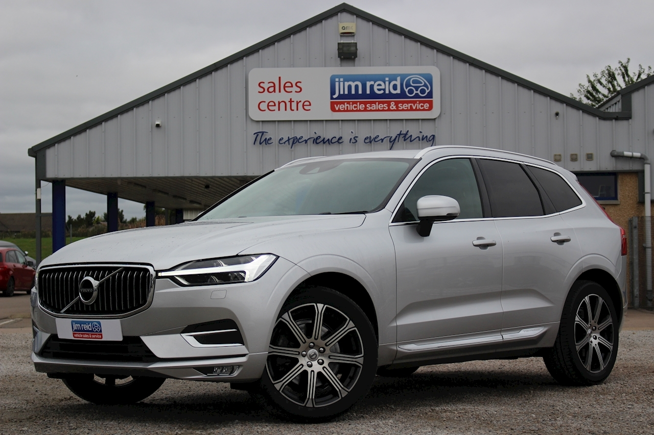 VOLVO XC60 D5 POWERPULSE INSCRIPTION PRO AWD
